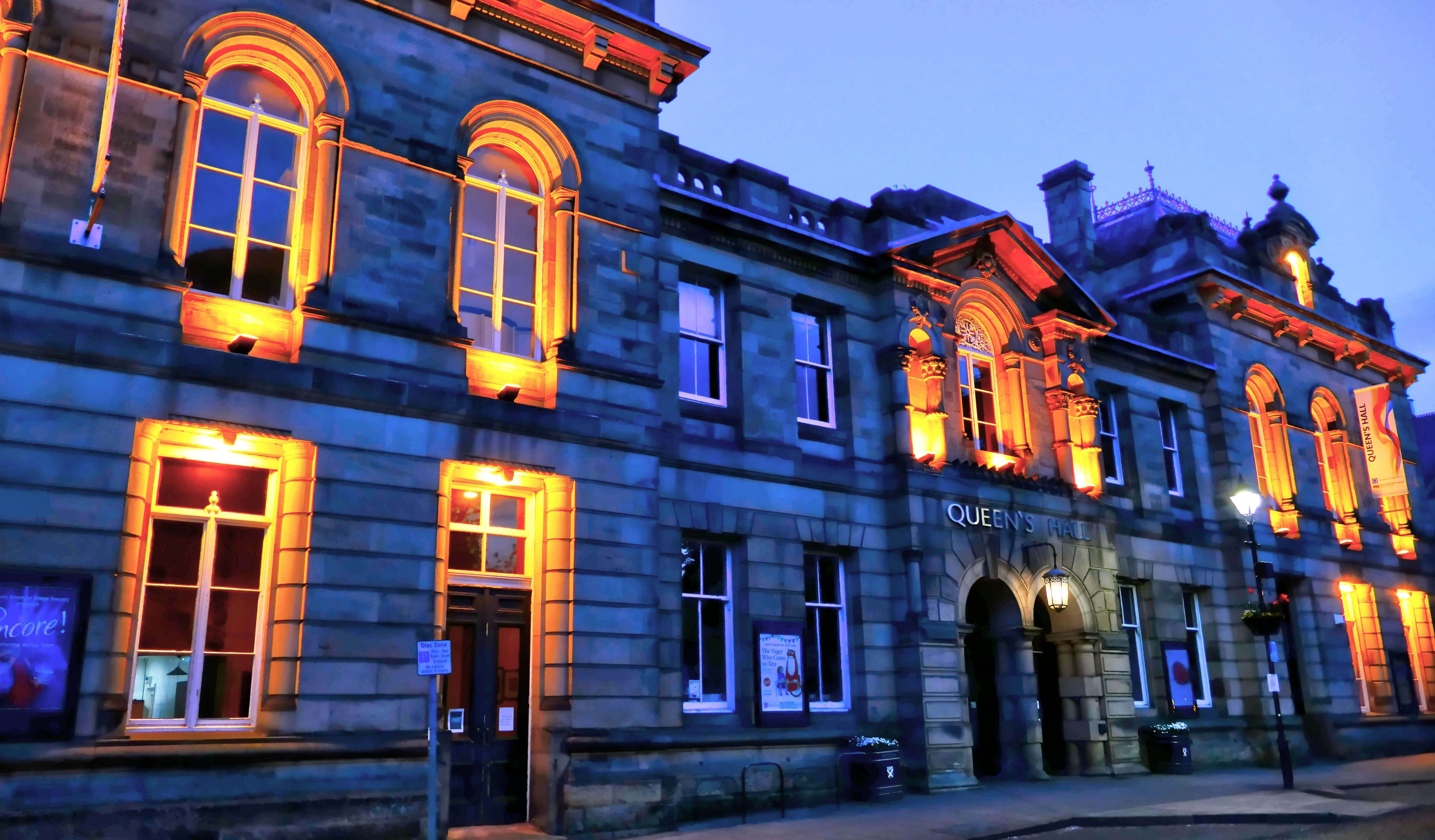 Queen's Hall – After the Interval 2020 Survey