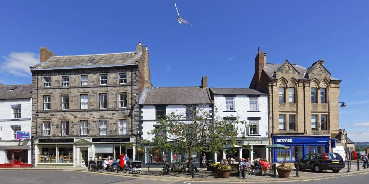 Launch confirms funding for high streets heritage scheme