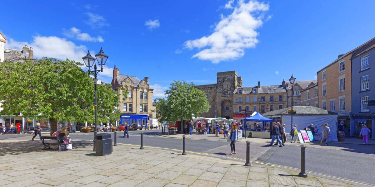 Success for Hexham's High Streets Heritage Action Zone Bid