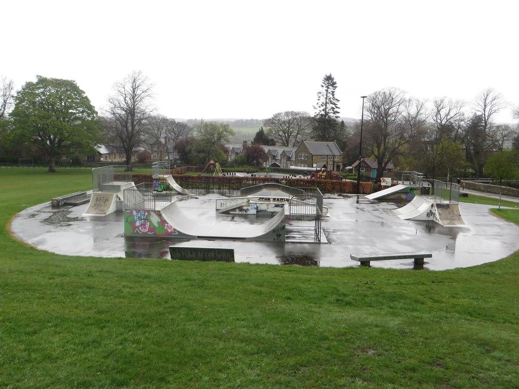 Closure of The Sele Skatepark