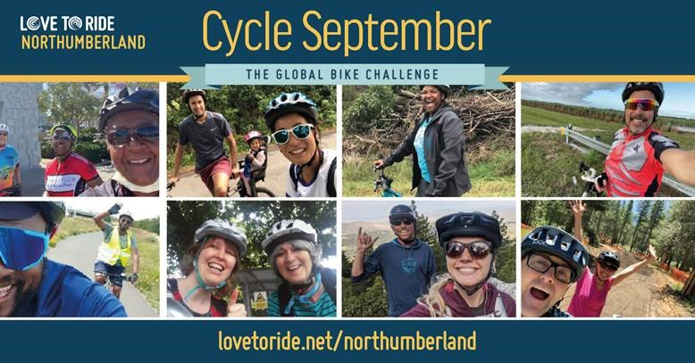 Love to Ride Northumberland – Cycle September