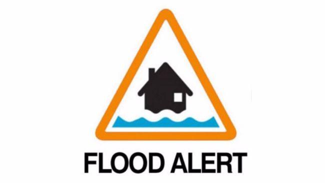 Flood Alert: River Tyne