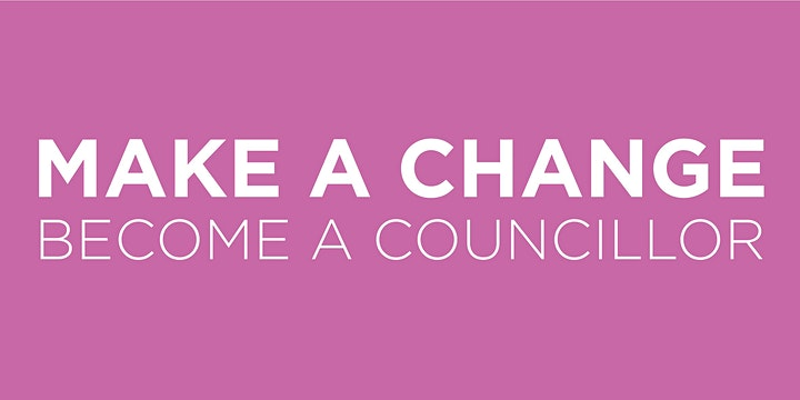 NALC LEADERS TALK EVENT: MAKE A CHANGE, BECOME A COUNCILLOR