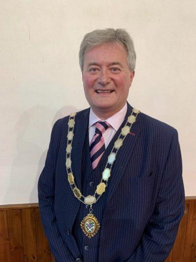 Councillor Derek Kennedy elected as Mayor